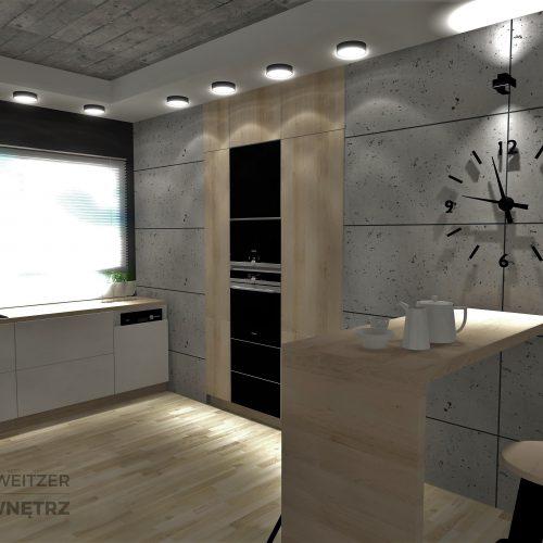 Projekty wnętrz Śląsk kuchnia mikolow 01
