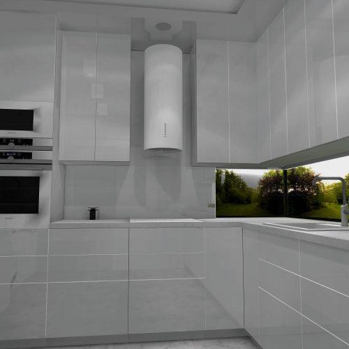 Projekty wnętrz Śląsk kuchnia pawlowice